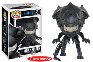 Figurka Alien Obcy POP! Queen Alien 15 cm