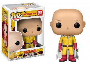 Figurka One Punch Man POP! Saitama