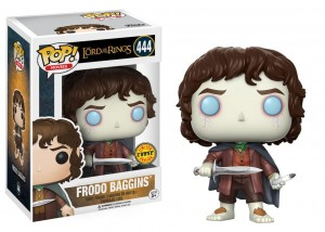 Figurka Lord Of The Rings POP! Frodo Baggins Chase Limited