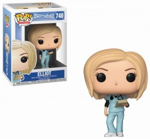 Figurka Scrubs POP! Elliot