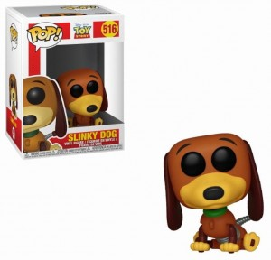 Figurka Toy Story POP! Slinky Dog