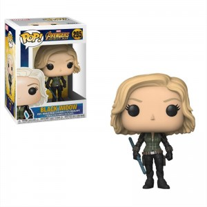 Figurka Avengers Infinity War POP! Black Widow