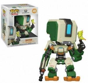 Figurka Overwatch POP! Bastion 15 cm