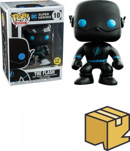 Figurka Justice League POP! Flash Silhouette GITD Exclusive *