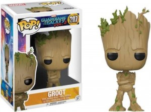 Figurka Guardians Of The Galaxy 2 POP! Teenage Groot Exclusive