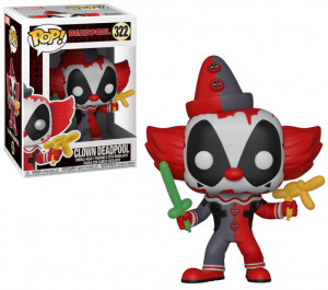 Figurka Deadpool POP! Clown Deadpool