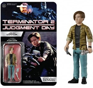 Figurka Funko ReAction Figures Terminator John Connor