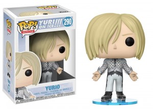 Figurka Yuri!!! on Ice POP! Yurio