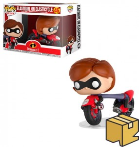 Figurka Disney Incredibles 2 POP! Elastigirl on Elasticycle *
