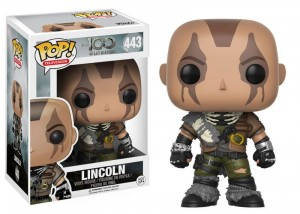 Figurka The 100 POP! Lincoln