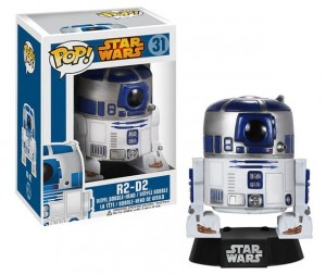 Figurka Star Wars POP! R2-D2 blue