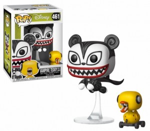 Figurka Nightmare Before Christmas POP! Vampire Teddy