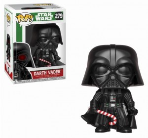 Figurka Star Wars POP! Holiday Darth Vader
