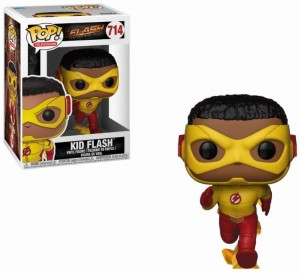 Figurka The Flash POP! Kid Flash