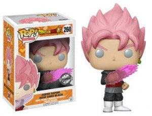 Figurka Dragon Ball Z POP! Super Saiyan Rose Goku Exclusive