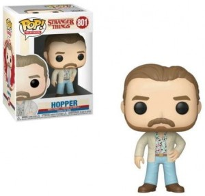 Figurka Stranger Things S3 POP! Hopper