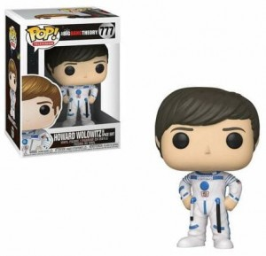 Figurka Big Bang Theory POP! Howard