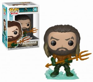 Figurka Aquaman DC Comics POP! Aquaman