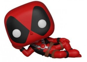 Figurka Deadpool POP! Lazy Deadpool