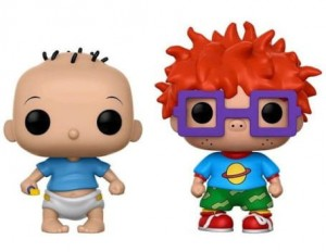 Figurka Rugrats POP! 2-pack Tommy & Chuckie Exclusive