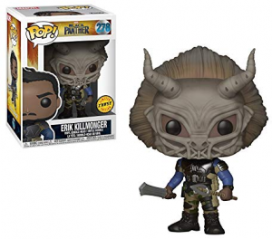 Figurka Black Panther Marvel POP! Erik Killmonger CHASE