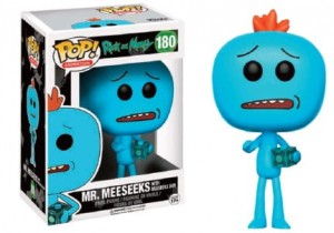 Figurka Rick and Morty POP! Mr. Meeseeks Box Exclusive