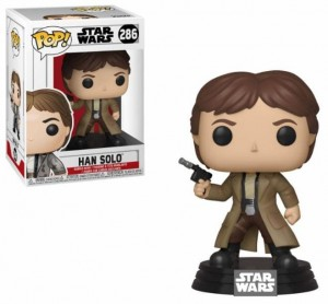 Figurka Star Wars POP! Han Solo
