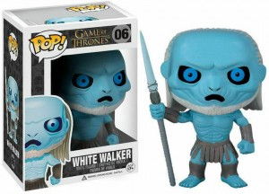 Figurka Gra o Tron POP! White Walker