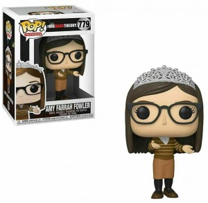 Figurka Big Bang Theory POP! Amy