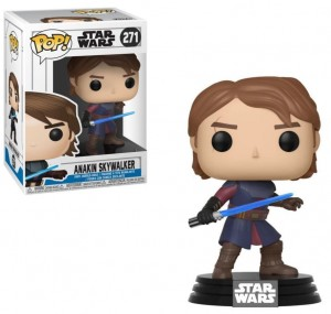 Figurka Star Wars Clone Wars POP! Anakin Skywalker