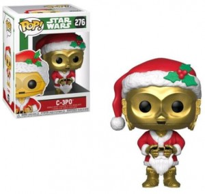 Figurka Star Wars POP! Holiday C-3PO