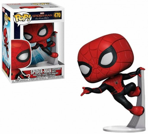 Figurka Spider-Man Upgraded Suit Funko POP.JPG