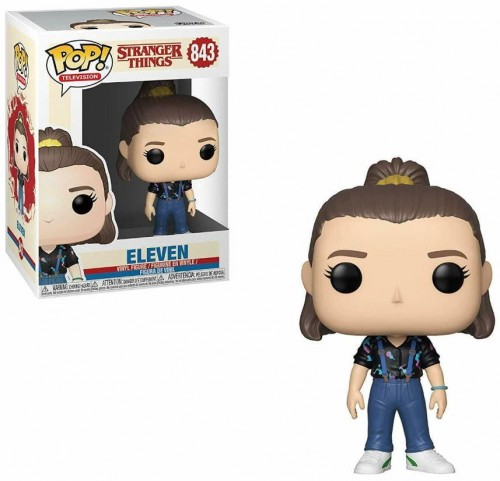Figurka Stranger Things Funko POP Eleven with Ponytail.JPG