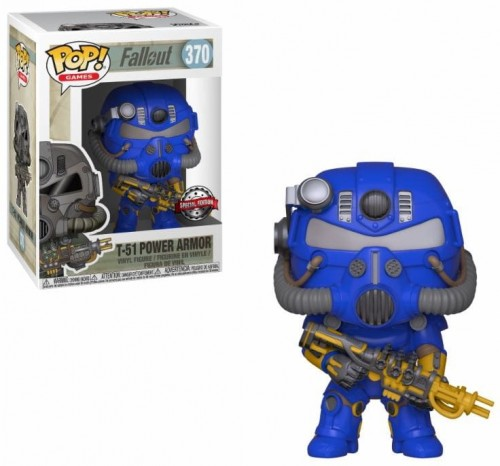 Figurka T-51 Power Armor Funko POP Exclusive.JPG