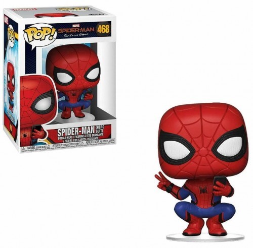 Figurka Spider-Man Hero Suit Far From Home.JPG