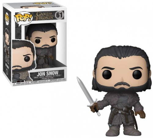 Figurka Funko POP Gra o Tron Jon Snow Beyond the Wall.jpg