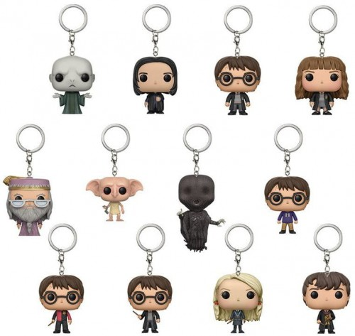 Brelok Mystery Harry Potter Funko POP