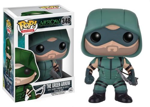 Figurka Arrow POP! The Green Arrow - GeekUp.pl - Figurki Funko POP, gadżety filmowe, gadżety z gier, komiksów i bajek