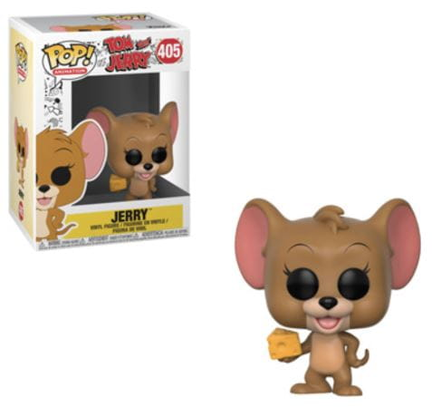 Figurka Funko POP Tom and Jerry - Jerry.JPG