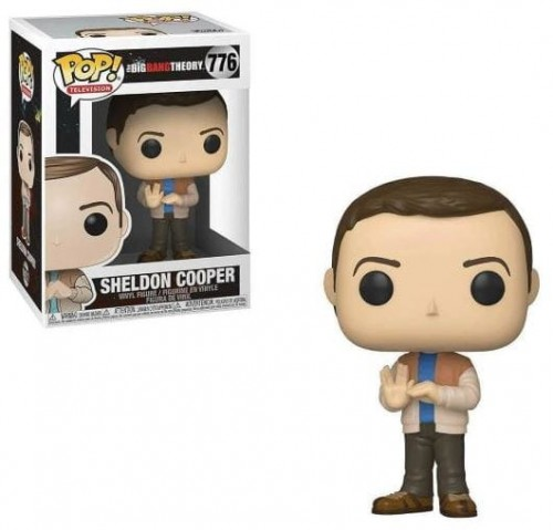 Figurka Sheldon Cooper Funko POP Big Bang Theory.JPG