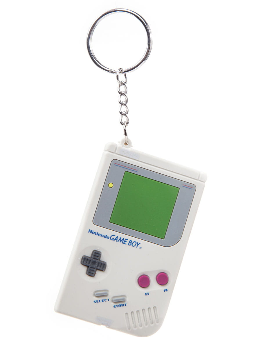 Brelok Nintendo Game Boy