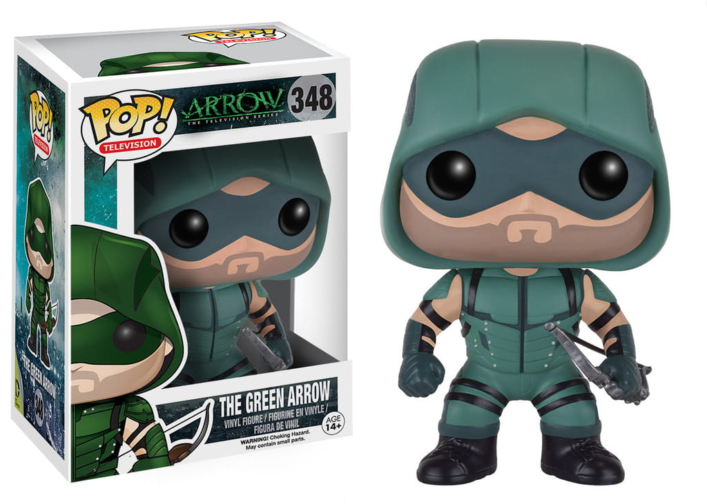 Figurka Arrow POP! The Green Arrow