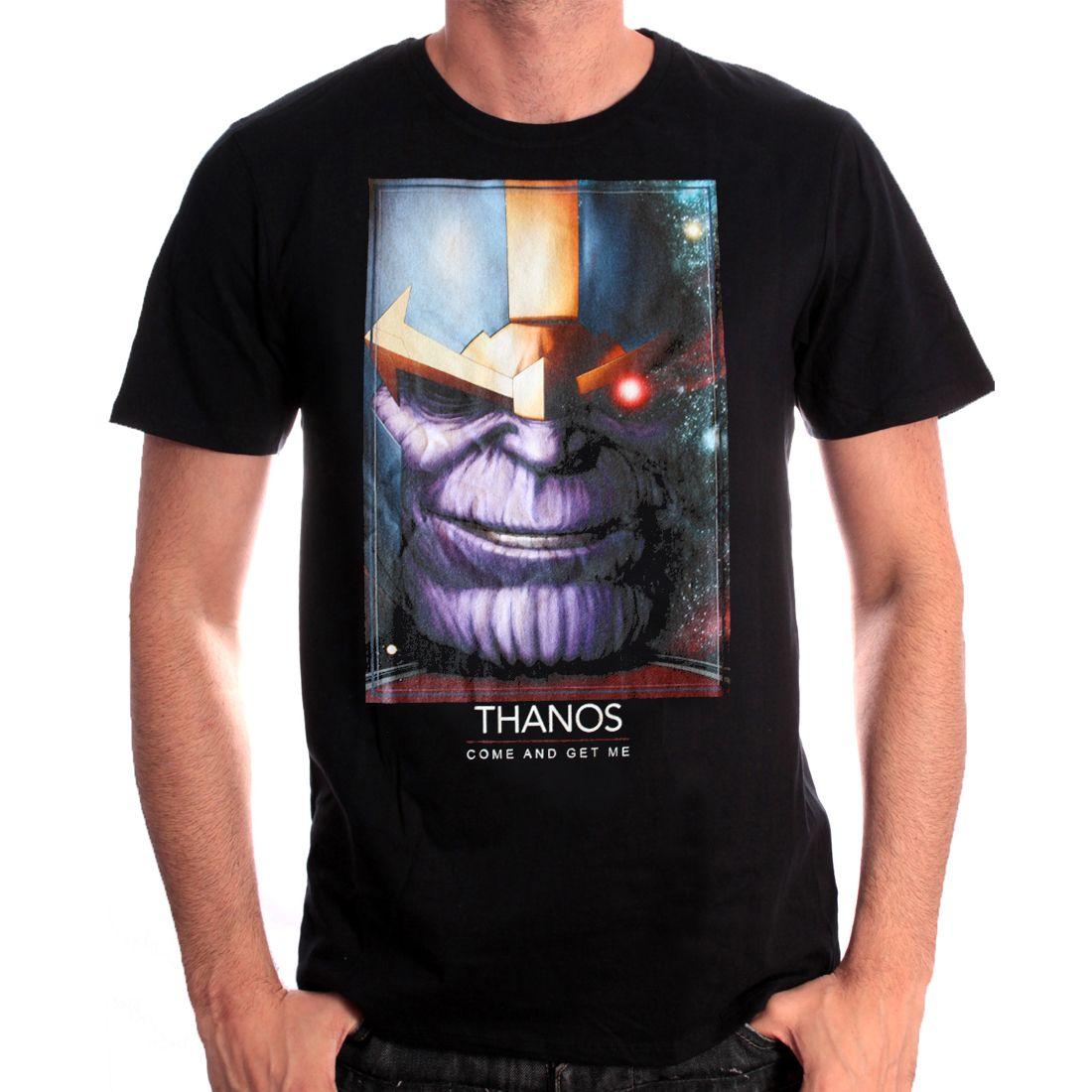 2227477cf Koszulka Marvel Avengers Infinity War Thanos Come And Get Me ...
