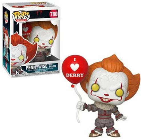 Figurka Pennywise with Balloon Funko POP.JPG