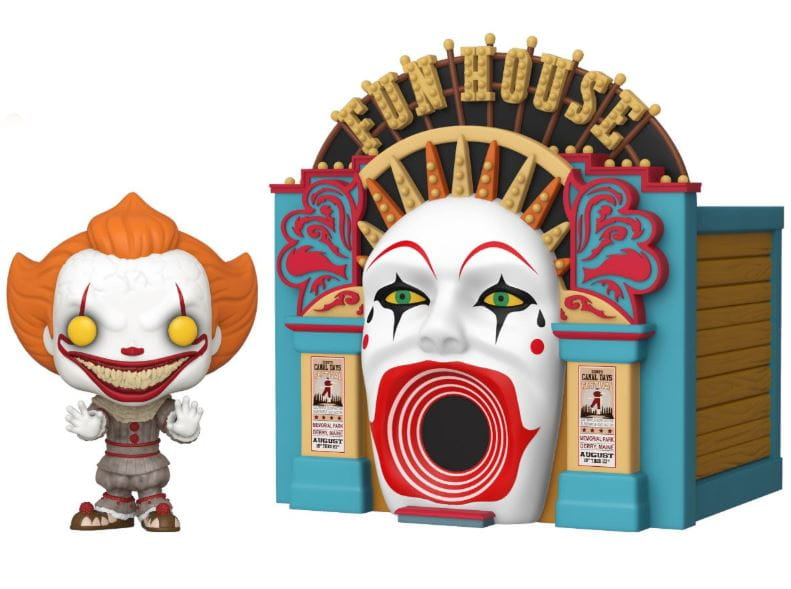 Figurka Pennywise IT Fun House Funko POP.JPG