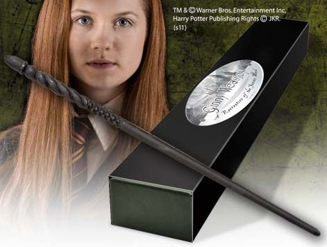 Rozdzka Ginny Weasley Noble Collection